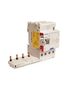 Add-On Block 4P 125A 300mA AC TD3XAOB