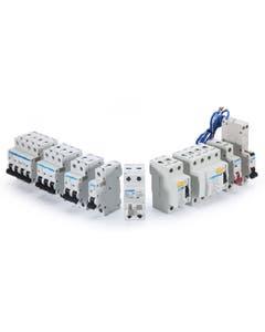 TECS MCB 6kA 4P 25A Type C EP06/4-C25