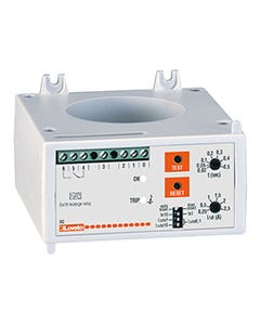 COMPACT EART LEAKAGE RELAY RC 110-415VAC