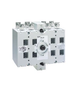 4P CHANGEOVER SWITCH AC21A 400A