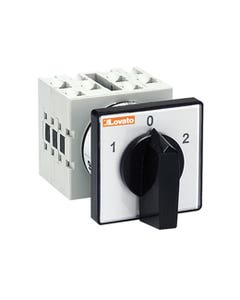 4P 3POS SWITCH GX4075U FRONT M OUNTING