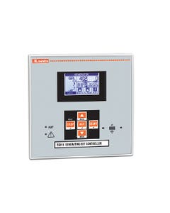 GENSET CONTROLLER WITH AMF AND PICK-UP/W