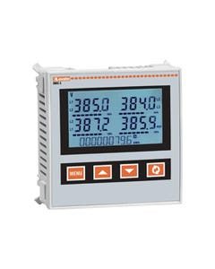 MULTIMETER LCD WITH ICONS + RS485